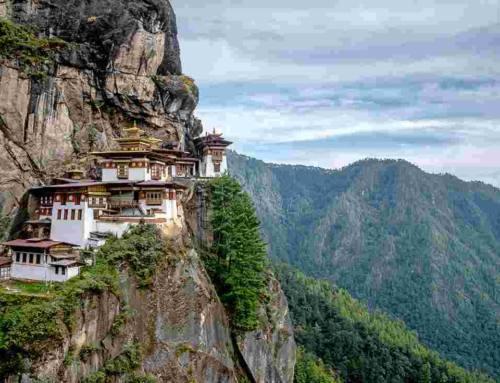 Glimpses of Bhutan